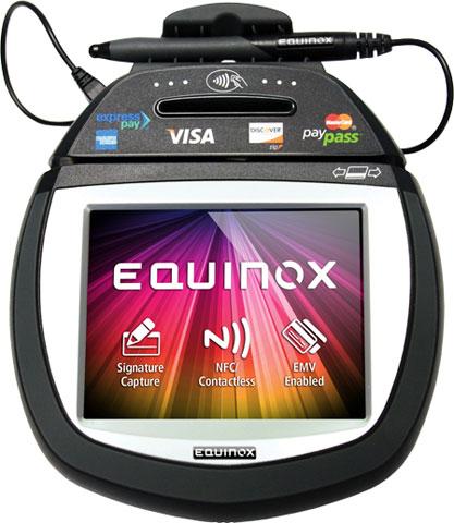 Equinox Optimum L 4150 Payment Terminal