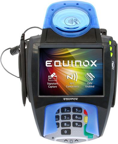 Equinox L5000 Series: L5300 Payment Terminal