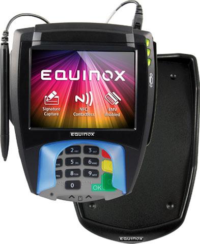 Equinox L5000 Series: L5350 Payment Terminal