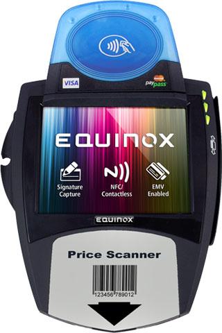 Equinox L5000 Series: L5400 Payment Terminal