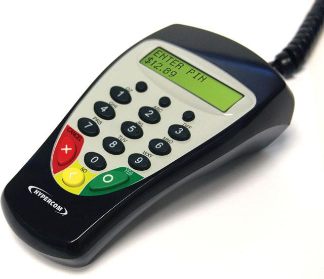 Equinox S9 Payment Terminal