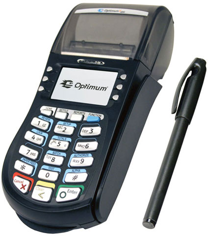 Equinox T4210 Payment Terminal