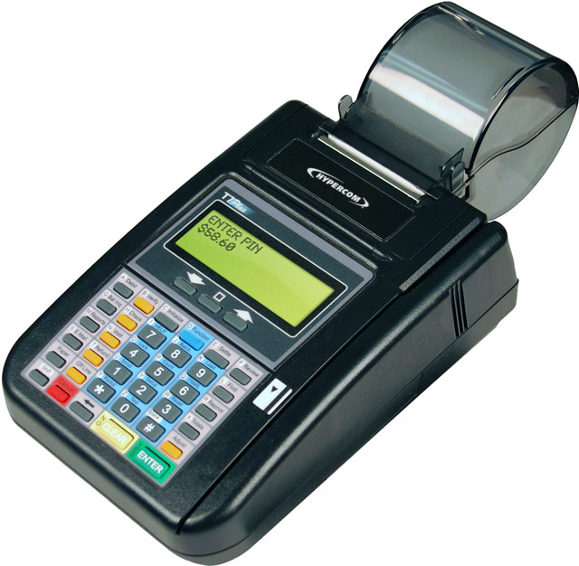 Equinox T7 Plus Payment Terminal