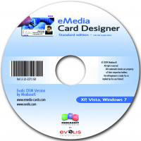 Evolis eMedia Card Designer ID Card Software