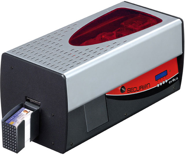Evolis Securion ID Printer