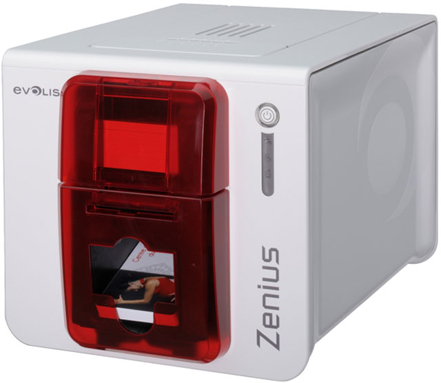 Evolis Zenius ID Printer Ribbon
