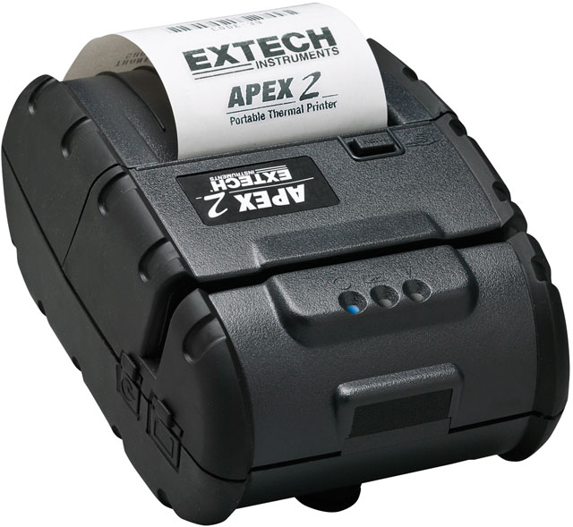 Extech Apex 2 Portable Printer