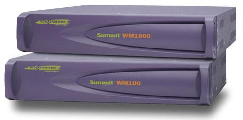 Extreme Summit WM100 Switch