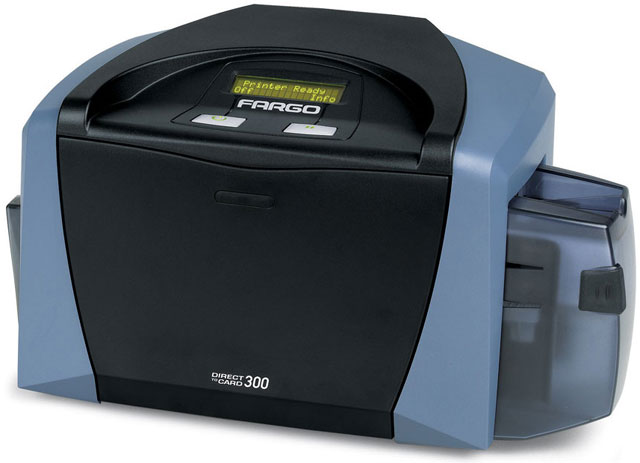 Fargo DTC 300 ID Printer
