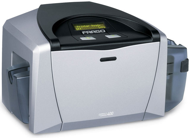 Fargo DTC 400 ID Printer Ribbon