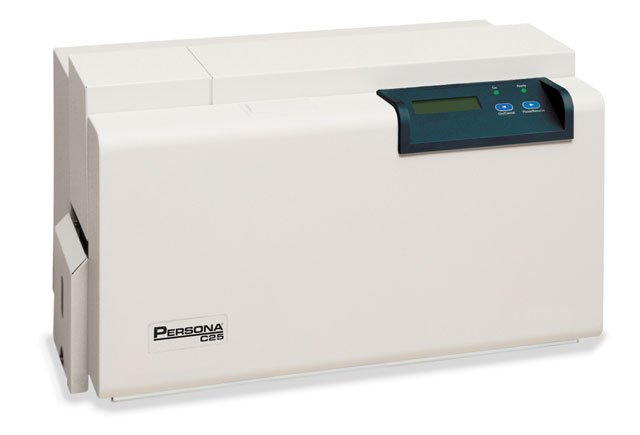 Fargo C25 ID Printer
