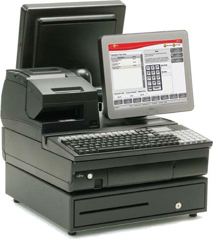 Fujitsu TeamPoS 3000 XL2 POS Touch Computer