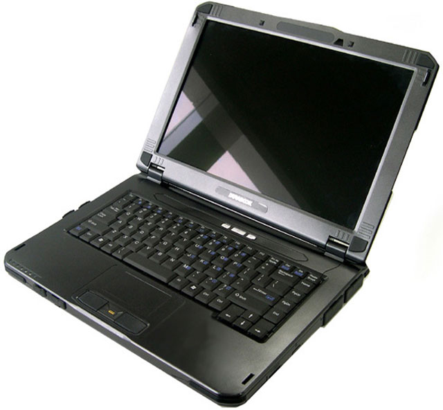 GammaTech D14 RM Rugged Laptop