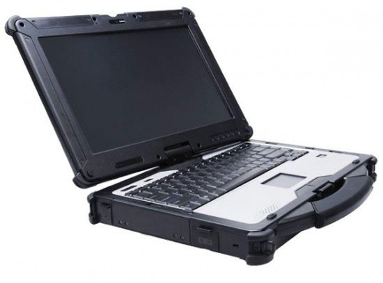 GammaTech R13C Rugged Laptop