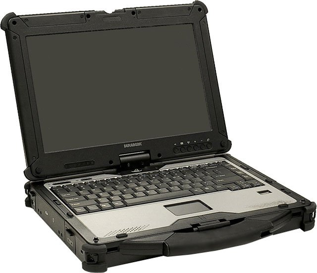 GammaTech R13S Rugged Laptop