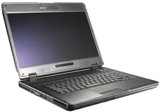 GammaTech S15C2 Rugged Laptop
