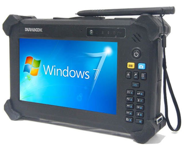 GammaTech Durabook T7Q Tablet Computer
