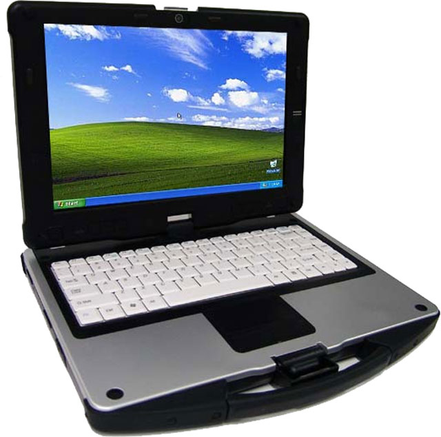 GammaTech U12C Rugged Laptop