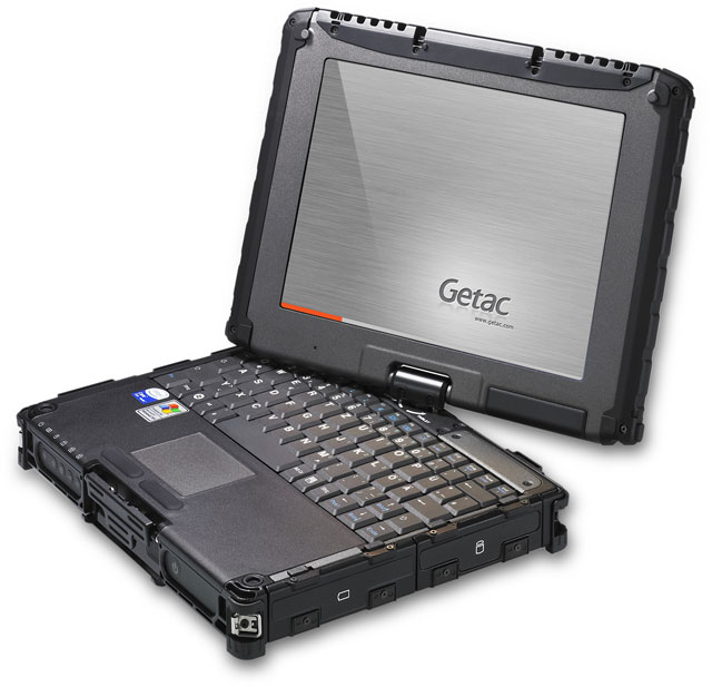 Getac V100 Rugged Laptop