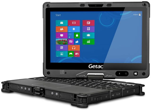 Getac V110 Rugged Laptop