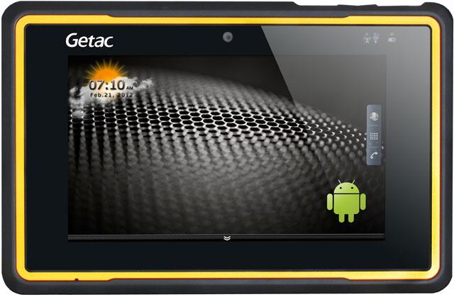 Getac Z710 Tablet Computer