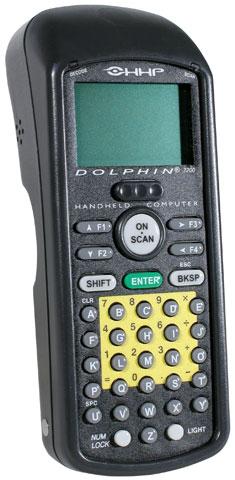 HHP 7200 Hand Held Computer
