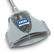 HID OMNIKEY 3021 Smart Card Reader