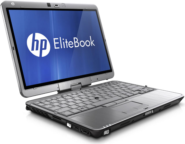 HP EliteBook 2760p Rugged Laptop