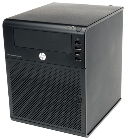 HP Pro-Liant Micro Server