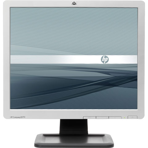 HP LE 1711 Monitor