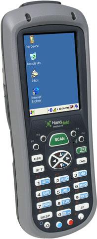 Hand Held 7600 Hand Held Computer