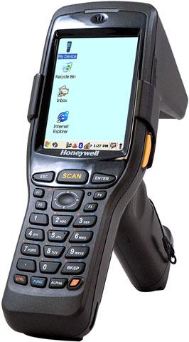 Honeywell Optimus5900 RFID Hand Held Computer