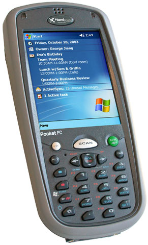 Honeywell 7900 Hand Held Computer