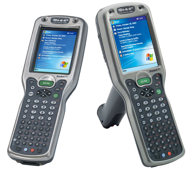 Honeywell 9500 & 9550 Hand Held Computer