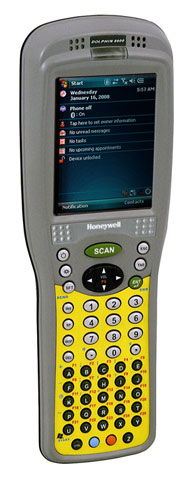 Honeywell 9900 ni Hand Held Computer