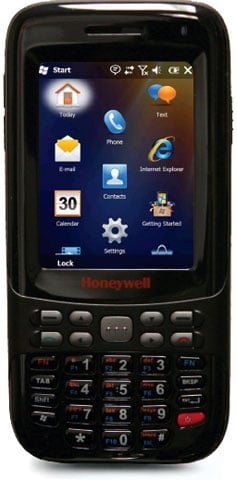 Honeywell 6000 Hand Held Computer