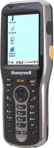 Honeywell 6100 Hand Held Computer