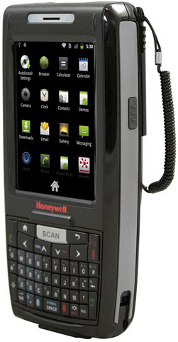 Honeywell Dolphin 7800 Android Hand Held Computer