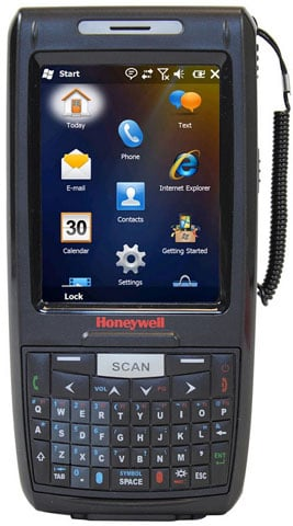 Honeywell 7800 Hand Held Computer
