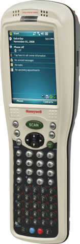 Honeywell 9900 hc Hand Held Computer