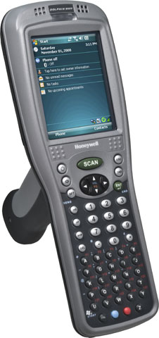 Honeywell 9951 Hand Held Computer