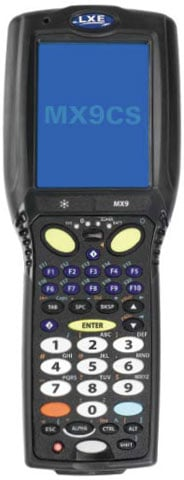 Honeywell MX9 CS Hand Held Computer
