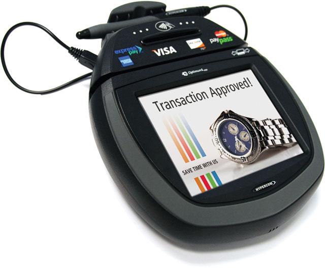 Hypercom Optimum L 4150 Payment Terminal