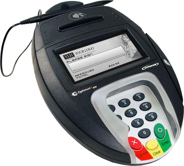 Hypercom Optimum L 4250 Payment Terminal