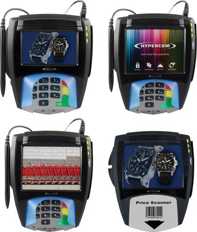 Hypercom L 5000 Series Payment Terminal