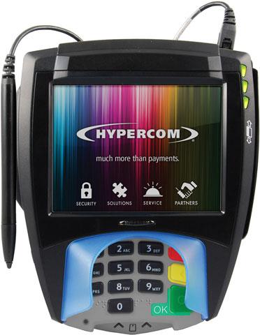 Hypercom L5000 Series: L5300 Payment Terminal