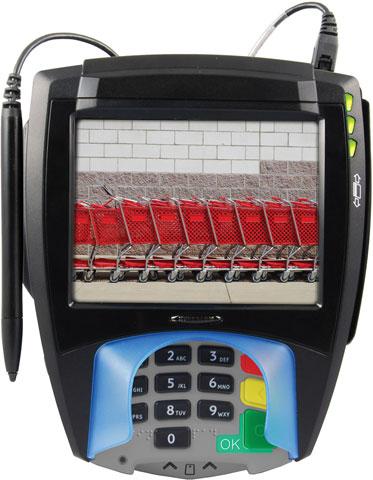 Hypercom L5000 Series: L5350 Payment Terminal