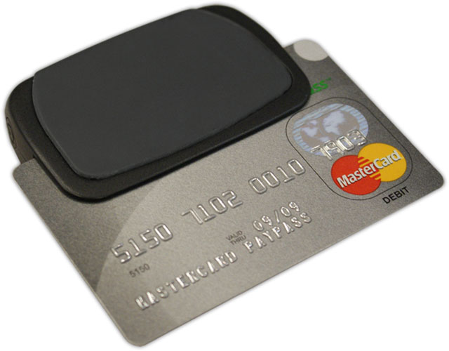 ID Tech BTMag Card Scanner