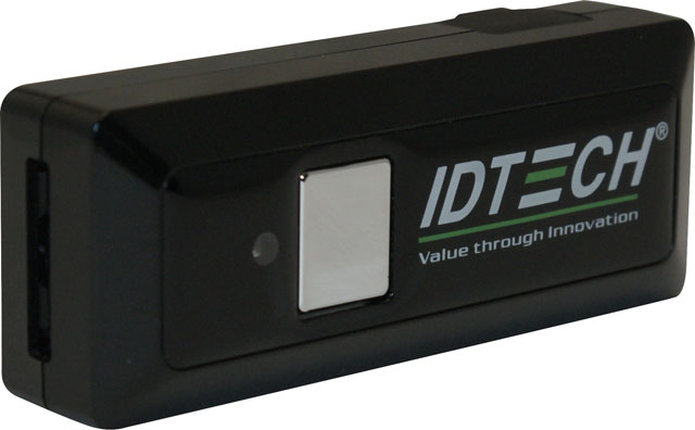 ID Tech BT Scan Scanner