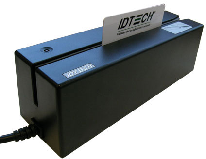 ID Tech Econo Writer Card Scanner